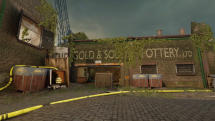 Dirty Bomb Dockyard Map Preview