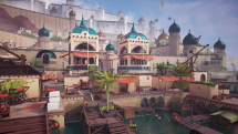 Mirage: Arcane Warfare Bazaar Map Spotlight