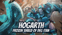 Orcs Must Die! Unchained Hogarth Hero Overview