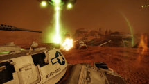 World of Tanks Console: Mars Mode Trailer