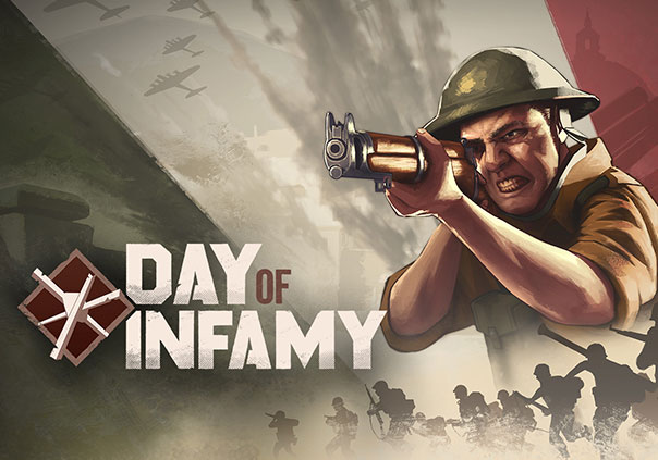 Day of Infamy Game Profile Banner
