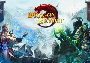 Dragon Revolt Game Profile Banner