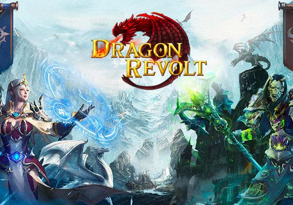 Dragon Revolt Game Profile Banner