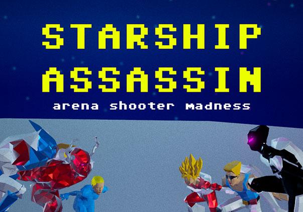 Starship Assassin Game Profile Banner