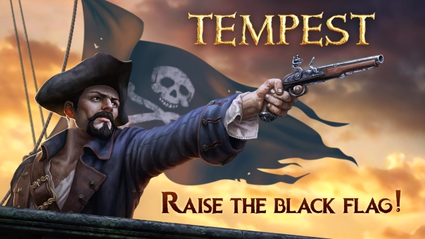 Open World Pirate RPG Tempest Launches on Mobile