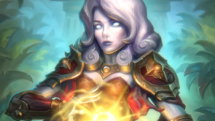 Hearthstone Behind the Card | Amara: Warden of Hope