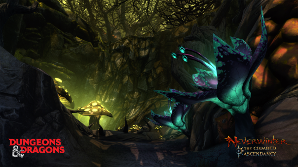 Neverwinter: The Cloaked Ascendancy Now Live on Console