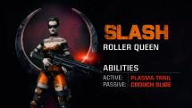 Quake Champions Slash Champion Trailer