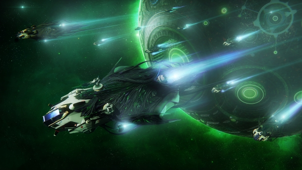 Star Conflict Evolution Factor Introduces PvE Mode