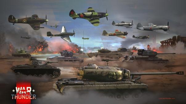 War Thunder: The Chronicles of World War II Event Begins