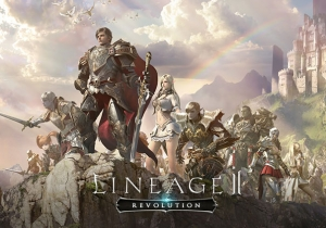 Lineage 2 Revolution Game Profile Banner