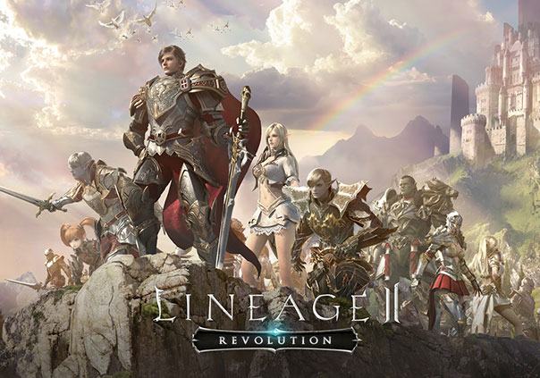Lineage 2 Revolution Game Profile Banner
