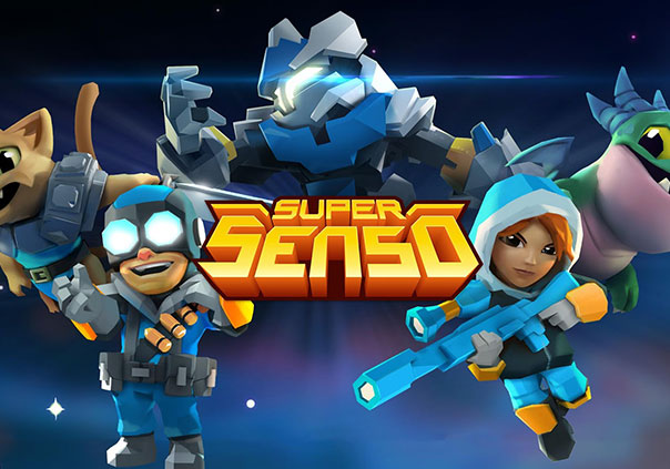 Super Senso Game Profile Banner