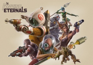 The Amazing Eternals Game Profile Image