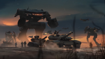 BattleTech PDXCON Trailer