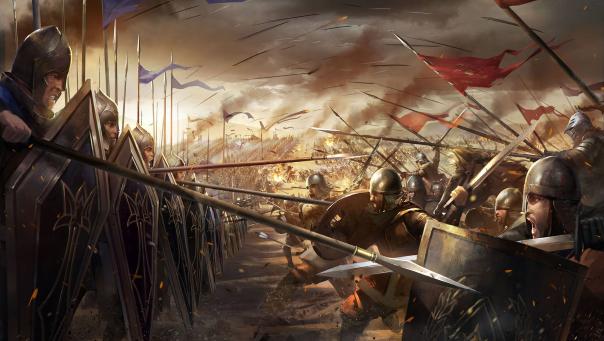 Immortal Conquest Season Two Begins