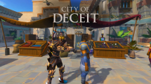 RuneScape: A Tome of Menaphos