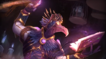 SMITE Vizier Thoth Skin Preview
