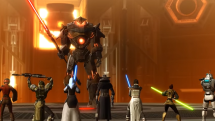 Star Wars: The Old Republic 'Build Your Legacy' Trailer