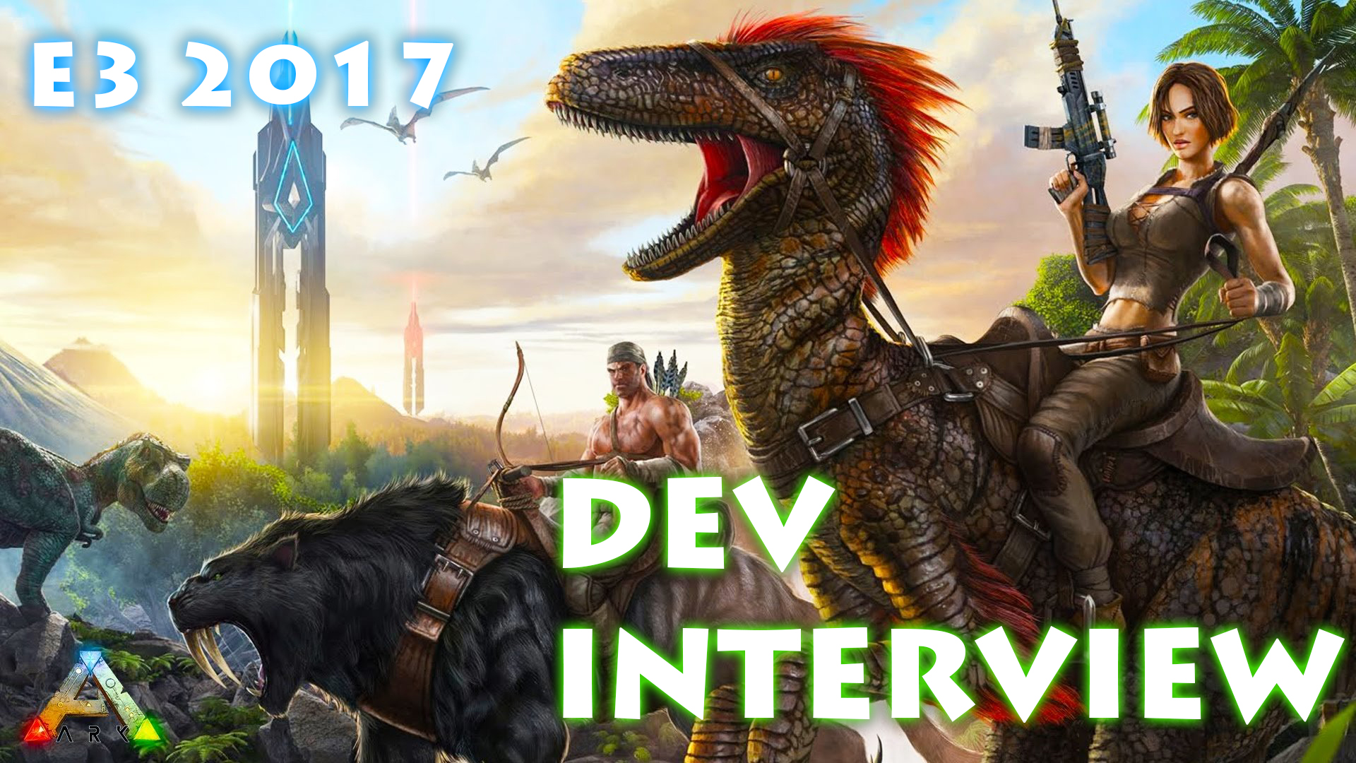 Darren Henderson's Interview with WildCard Studios about Ark: Survival Evolved