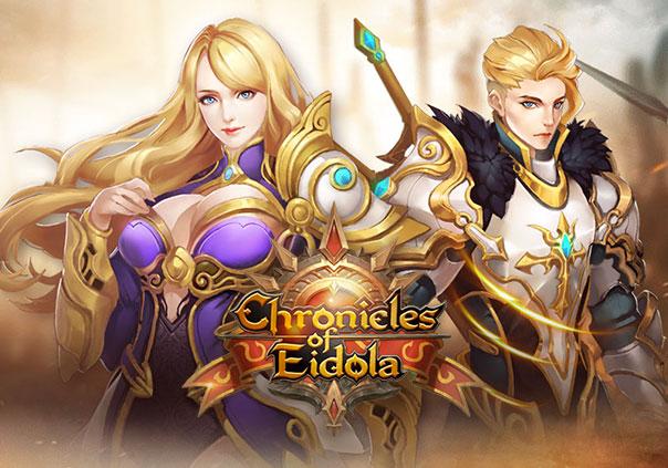 Chronicles of Eidola Game Profile Image