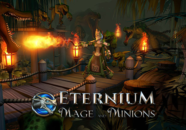 Eternium: Mage and Minions Game Profile Image