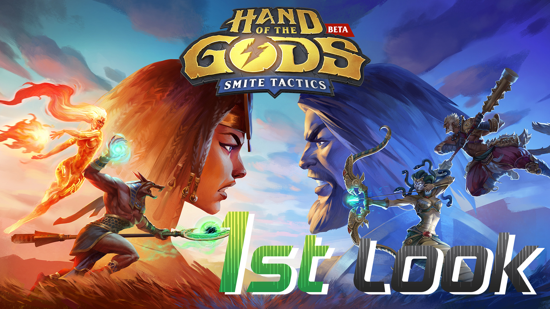 Hand of the Gods - First Look