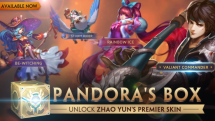 Heroes Evolved Pandora's Box Trailer Thumbnail