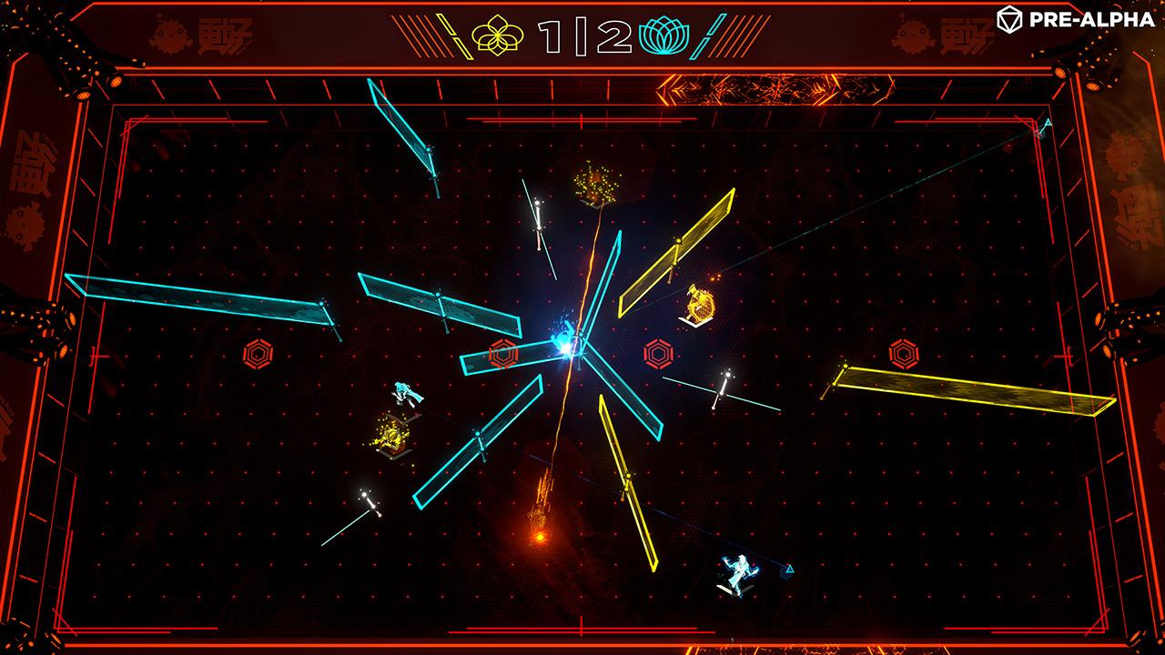 Laser League Screenshot - Gameplay