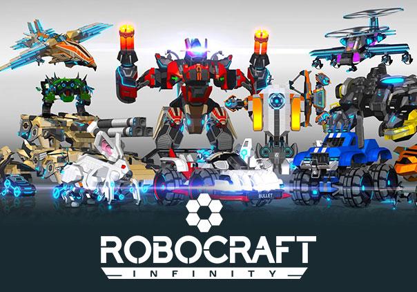 Robocraft Infinity | MMOHuts
