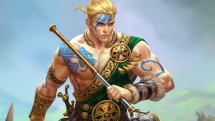 SMITE Cu Chulainn God Announcement Video Thumbnail
