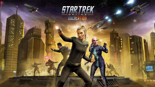 Star Trek Online Season 13.5 Launches July 18 (PC) News Header Image