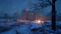 Ashes of Creation Pre-Alpha Footage: Winter Wonderland