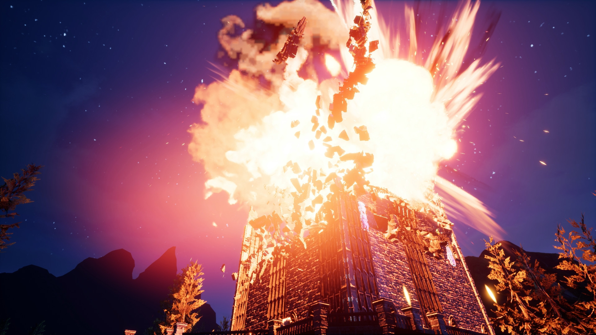 Citadel Forged with Fire Screenshot