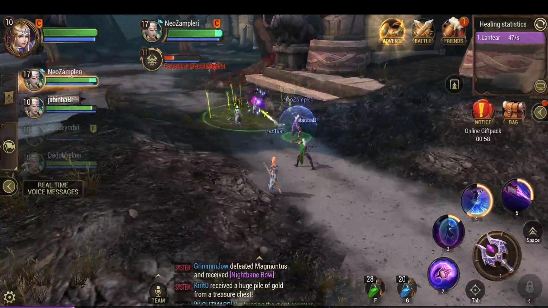 Crusaders of Light - Review