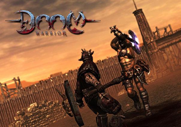 Doom Warrior Game Profile Banner