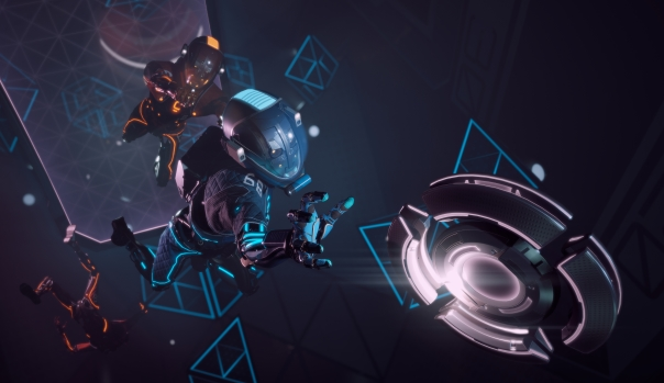 Echo Arena e-Sports Feature News Header