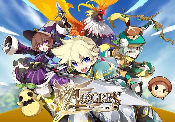 Logres Japanese RPG Game Profile Banner