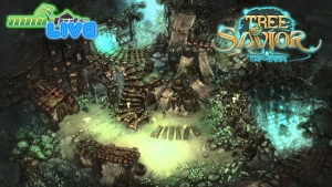Colt and Jason level their characters in Tree of Savior. This is from the 7/17/17 episode of MMOHuts Live.