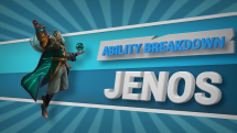 Paladins Jenos Ability Reveal Video Thumbnail