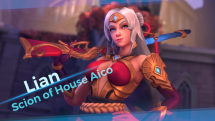Paladins Lian Champion Teaser Video Thumbnail