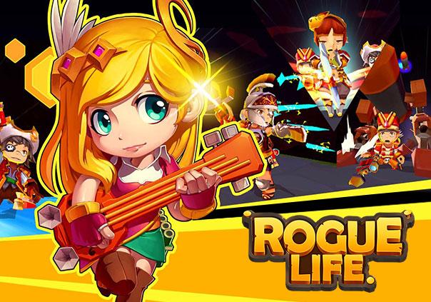 Rogue Life Game Profile Image