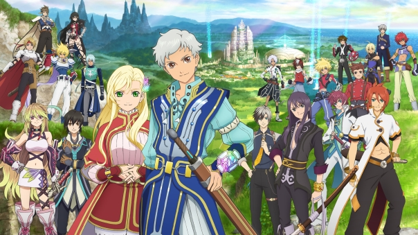 Bandai Namco Announces Tales of The Rays News Header Image
