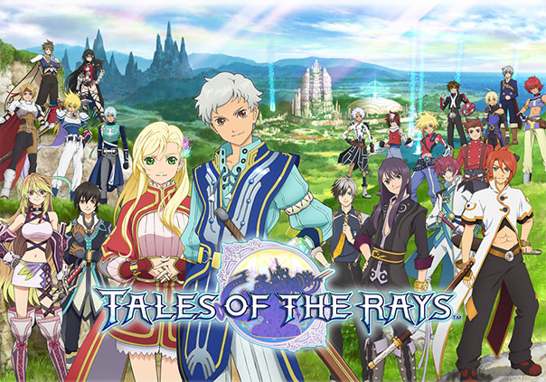 Tale of the Rays Game Profile Banner
