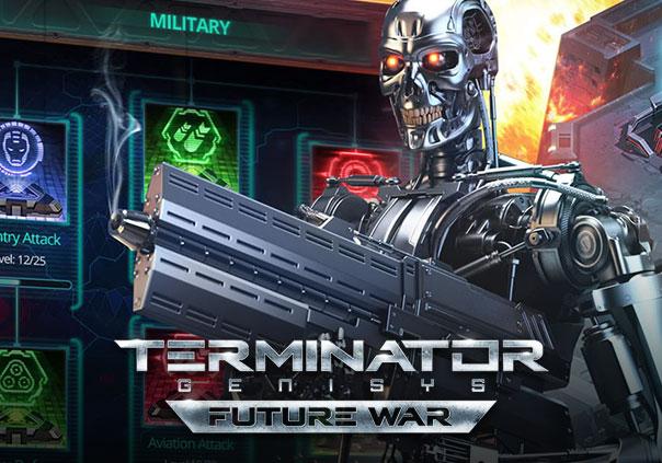 Terminator Genisys Future War Game Profile Banner
