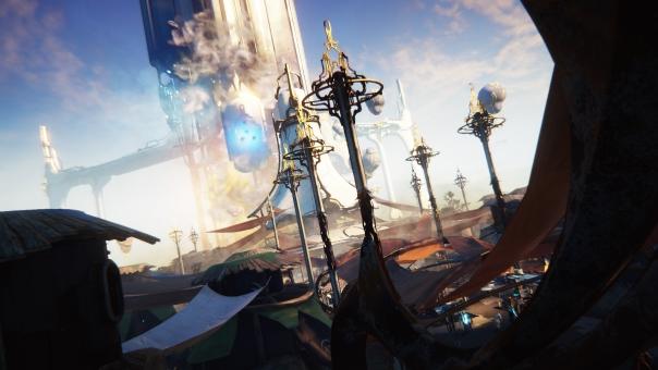 Warframe Reveals Plains of Eidolon News Header Image