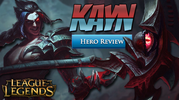 League of Legends: Kayn Champion Review Header Image