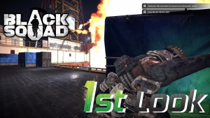 Colt takes a first look at Black Squad, a new f2p first-person shooter in early access on Steam.