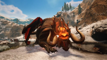 Citadel: Forged with Fire - New Creatures Including Infernal Dragon Video Thumbnail