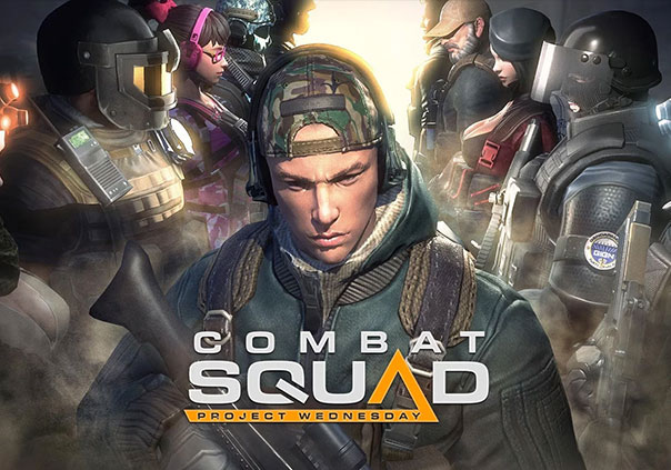 Combat Squad Game Profile Banner